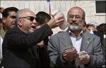 Galloway remet personnellement de l'argent au Hamas