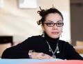 La journaliste libérale égyptienne Mona Eltahawy