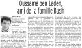 Khadir sur l'Amérique amorale, La Presse, 14 décembre 2001