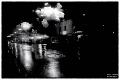 Sous une pluie d'étoiles