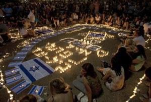 Three kidnapped Israeli teenagers found dead, Hebron, West Bank, Palestinian Territories - 30 Jun 2014
